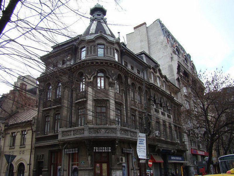 Бухарест - город возрождения