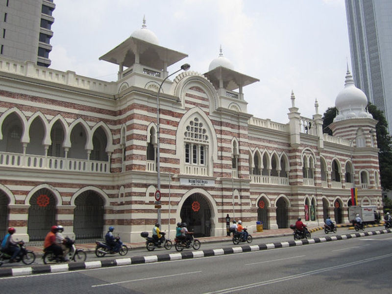 Куала Лумпур - место для семейного отдыха