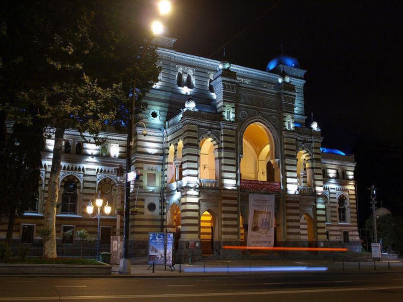 Путешествие в Тбилиси