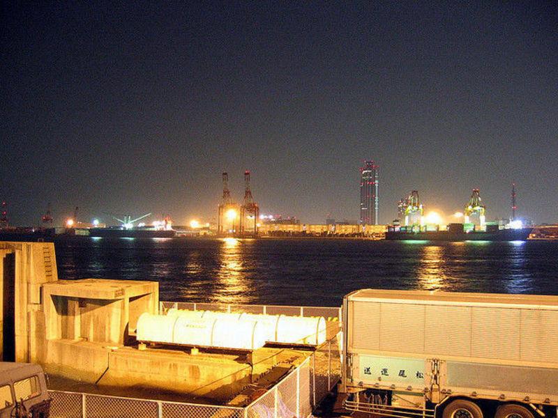 Осака - центр Японской промышленности