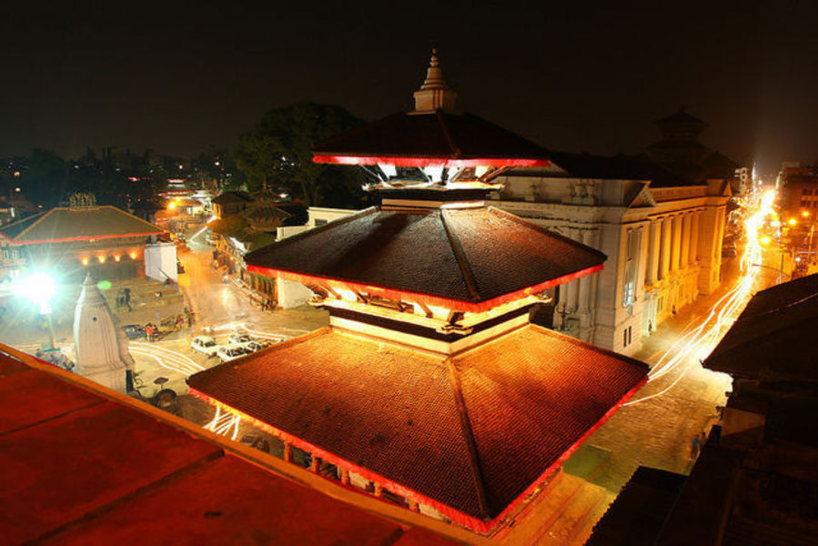 Королевский отдых в Катманду