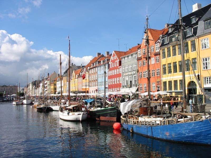 Незабываемая Дания!