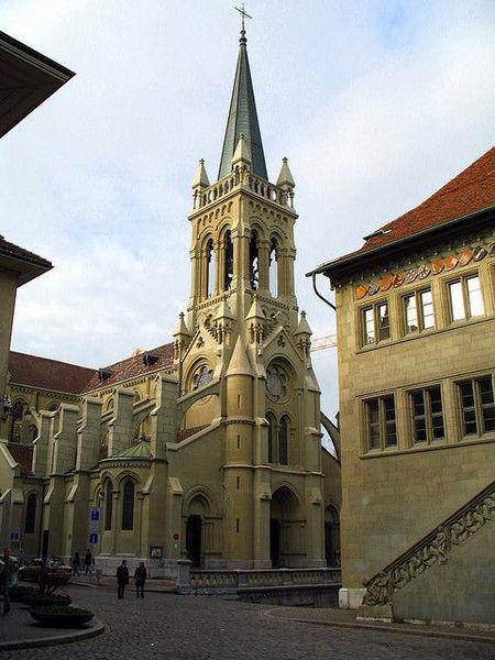Берн - город дипломатов