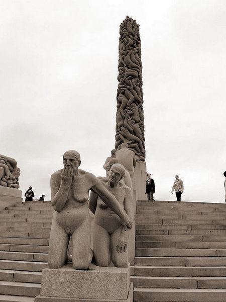 Удивительная поездка в Осло
