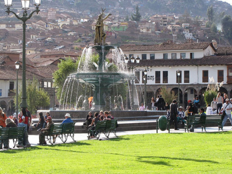 Настоящий отдых в Куско
