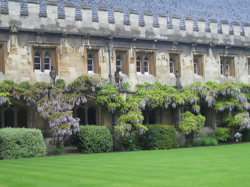 Оксфорд для романтиков