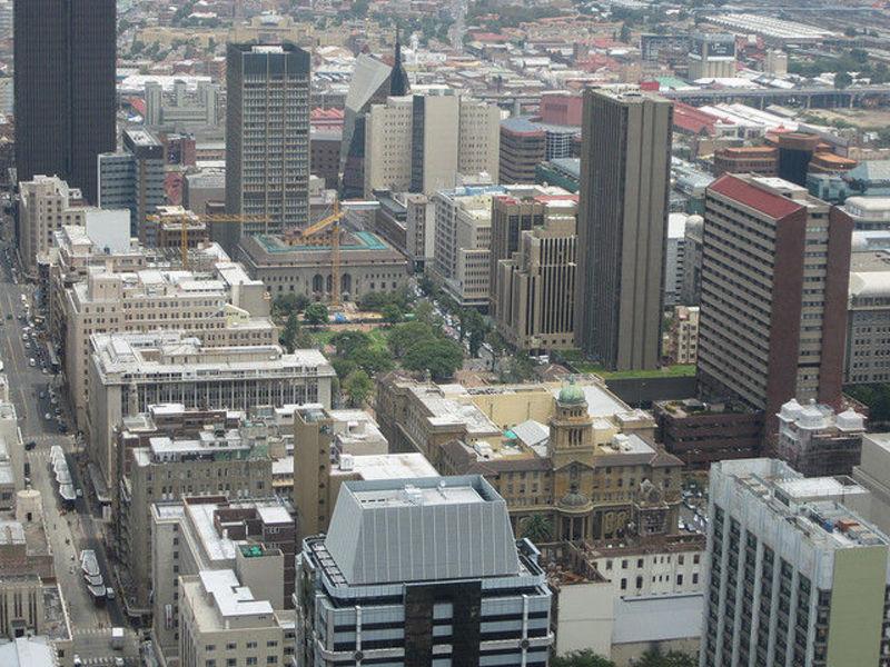 Йоханнесбург - самый молодой город в мире