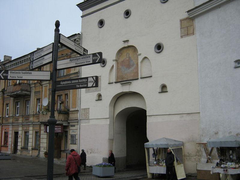 Средневековый Вильнюс