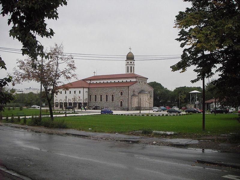 Богатый на достопримечательности Скопье