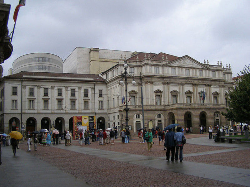 Бешеный ритм Милана