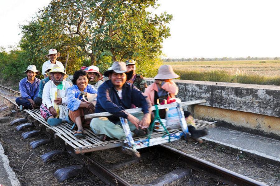 Историческеое наследие Баттамбанг