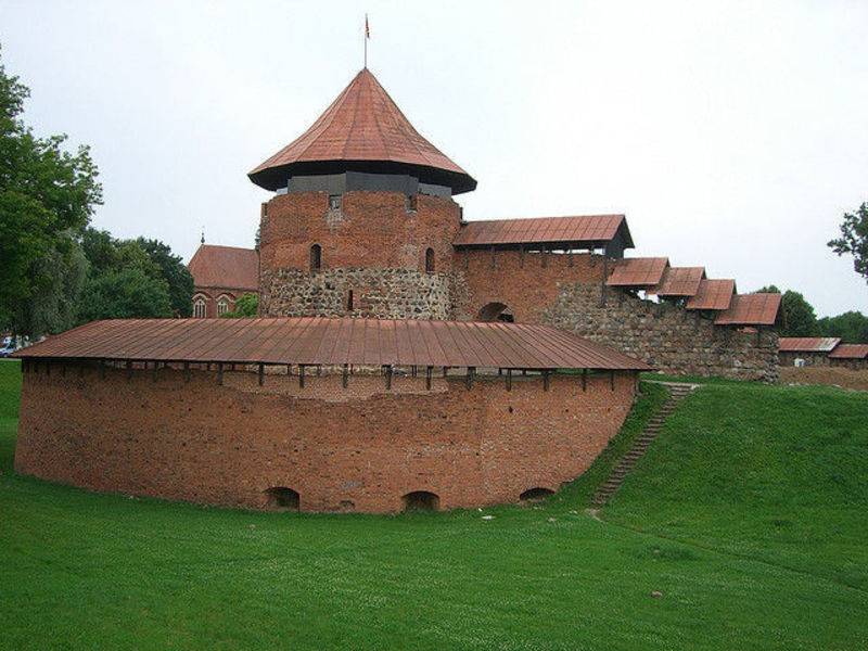 Архитектурный Каунас