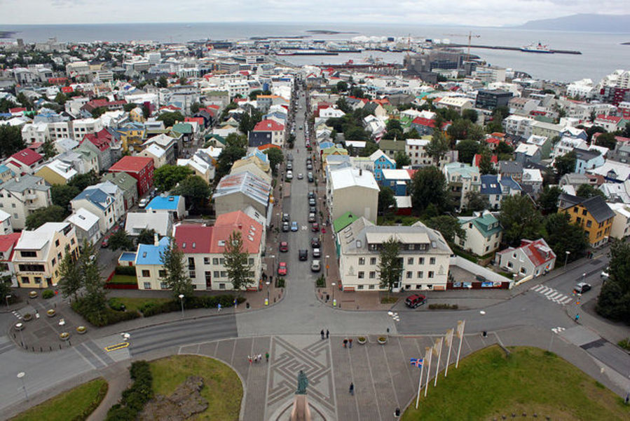Рейкьявик - северная столица мира