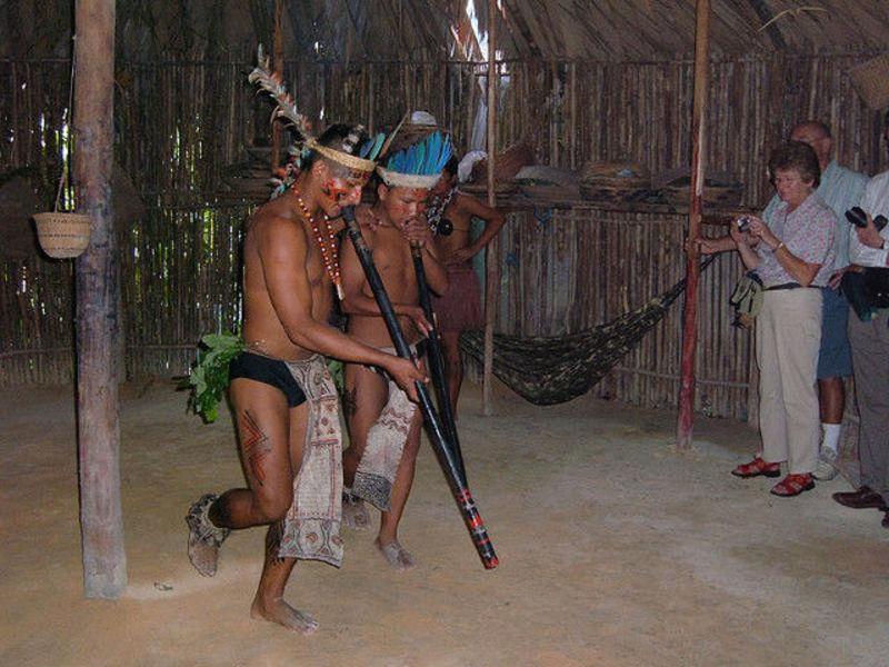 Манаус - настоящий бразильский отдых