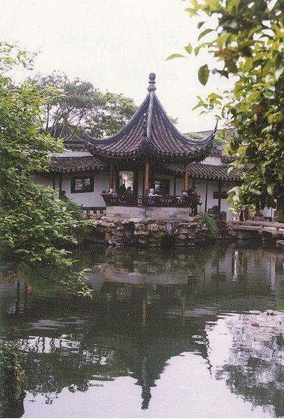 Сучжоу - настоящее подобие Венеции
