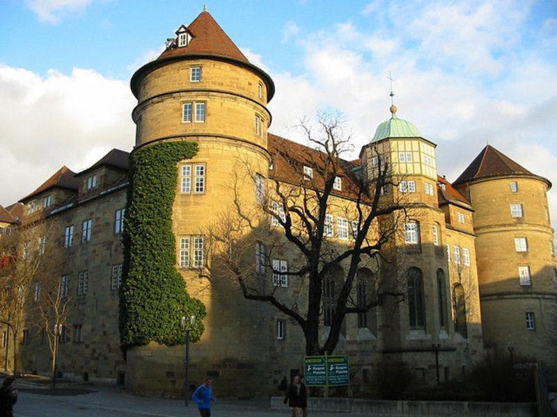 Штутгарт - самый романтичный город в Германии