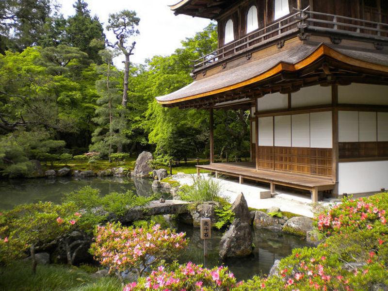 Киото - обитель японского искусства