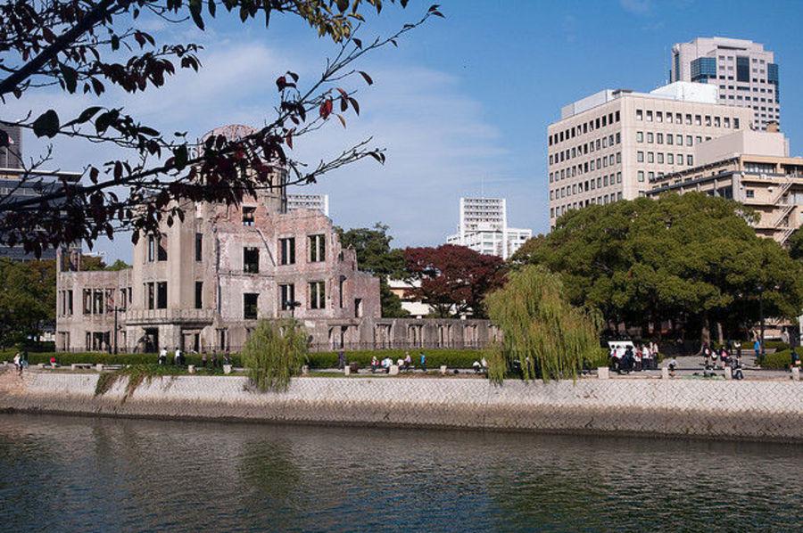 Грустная но удивительная Хиросима