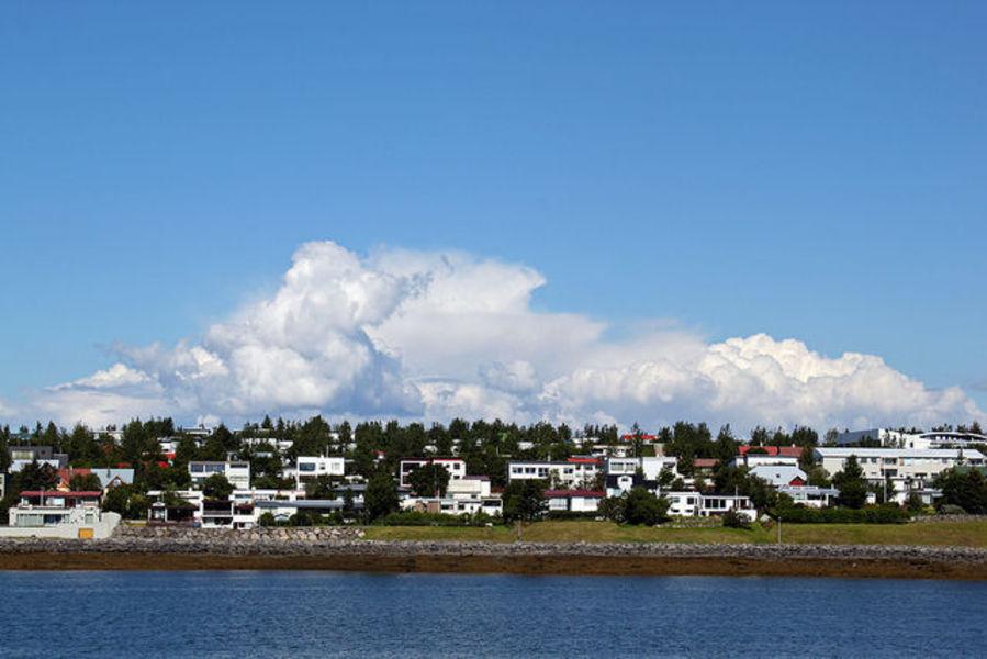 Копавогур- самый молодой город в Исландии