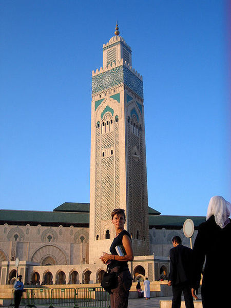 Веселая Касабланка