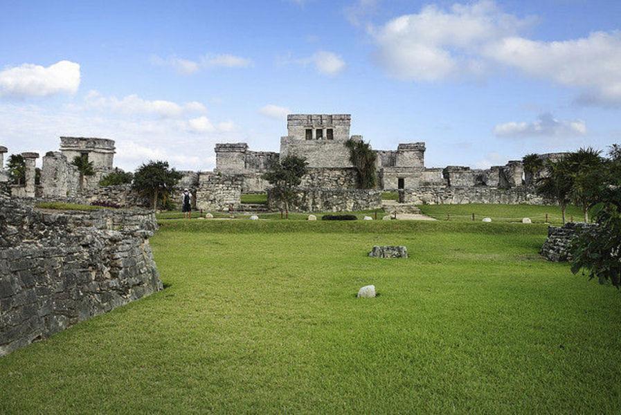 Древности Ривьера - Майя
