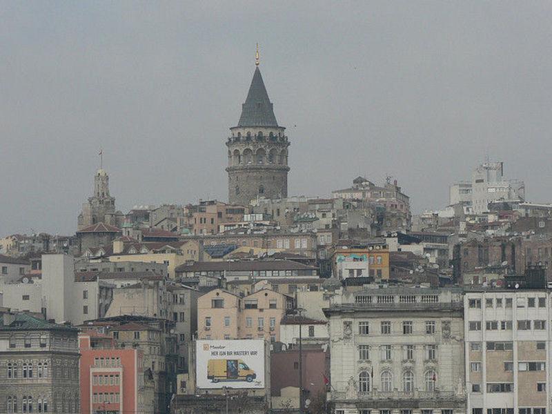Легендарный Стамбул