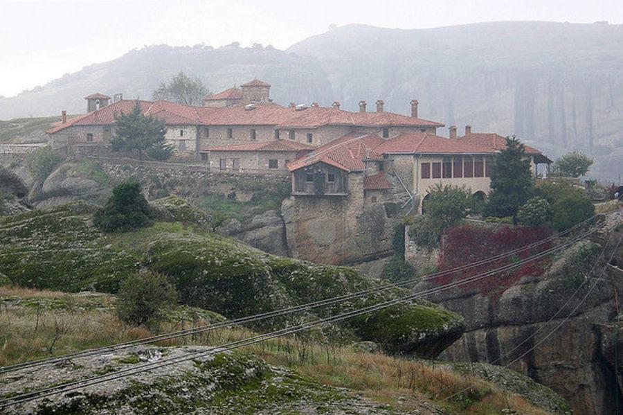 Греческий город Лариса