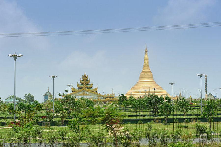 Нейпьидо - новый мегаполис Мьянмы