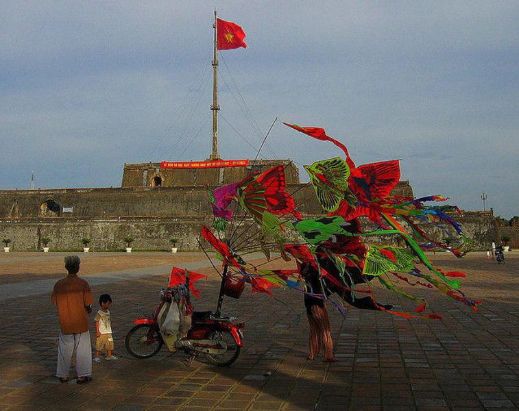 Несколько прекрасных мгновений в Хюэ