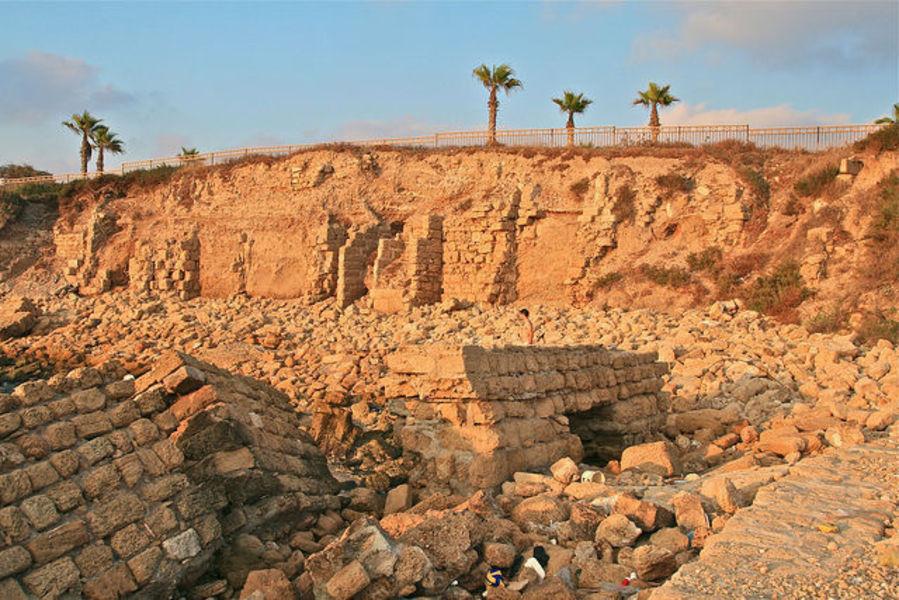 Кейсария - еще один город Израиля