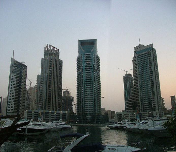 Солнечная поездка в Дубай