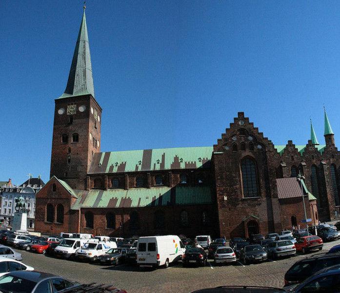 Орхус - маленькое путешествие в Данию