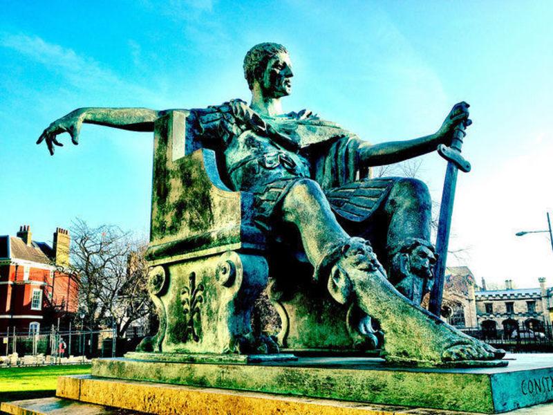 Удивительная Константина