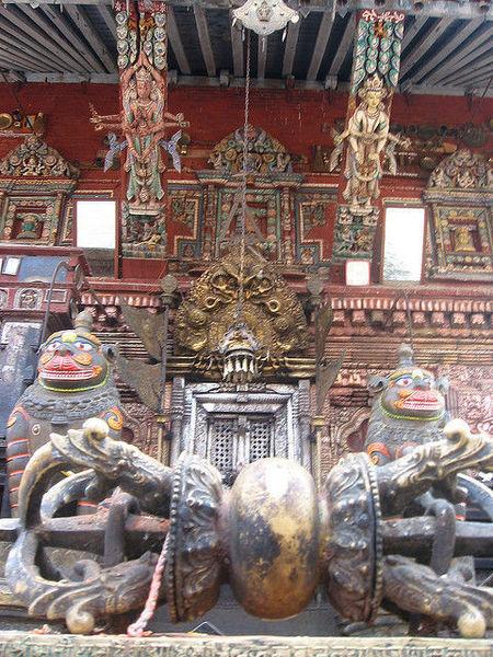 Лалитпур или еще один отпуск в Непале