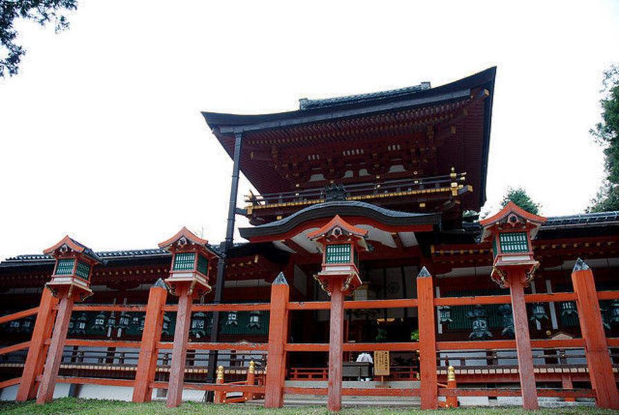 Японская изысканность Нары