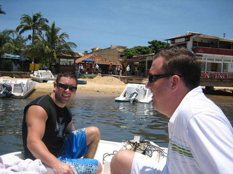 Незабываемый отдых на курорте Бузиос