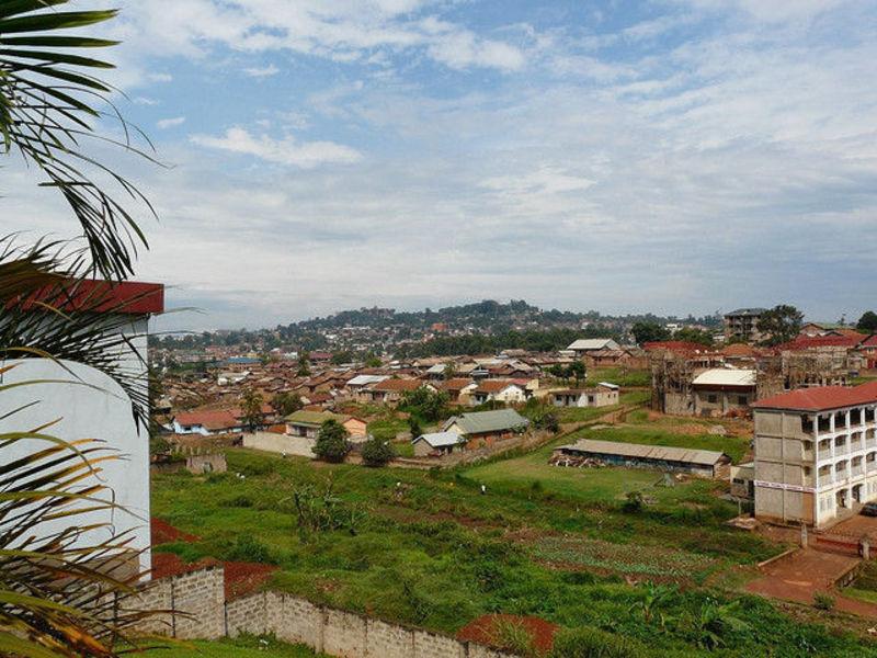 Дружелюбный город Кампала