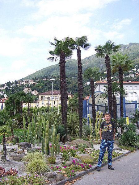 Знакомство с удивительно красивым Локарно