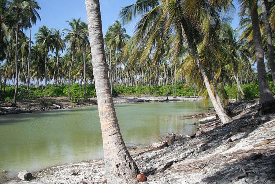 Атолл Сиину - всем на Мальдивские острова
