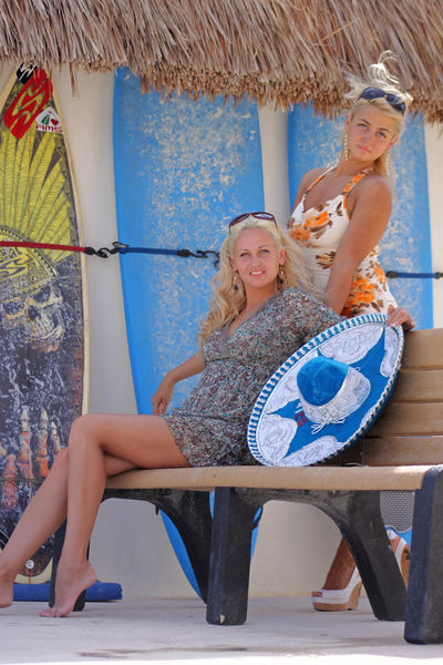 Русский фотограф в Канкуне. Фотосессии на Карибском Море.