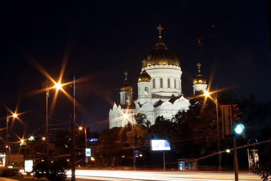 Москва - такая разная