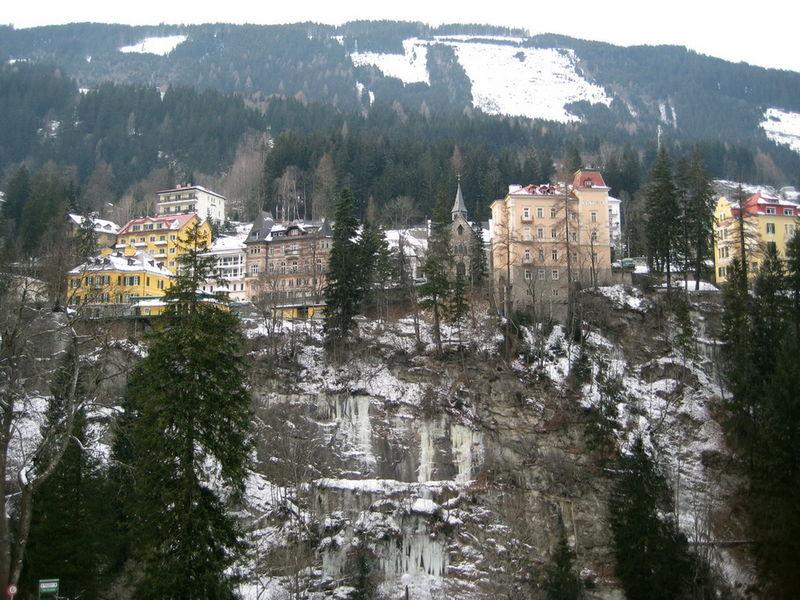 Австрия. Bad Gastein