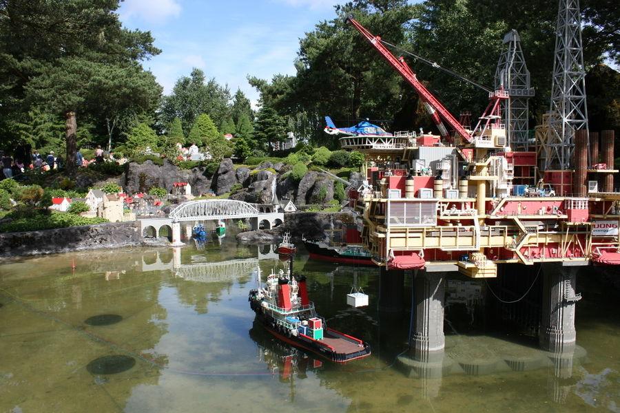 Одна чудесная ферма и Legoland