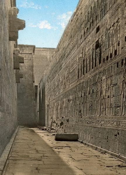 Фото жителя Египта