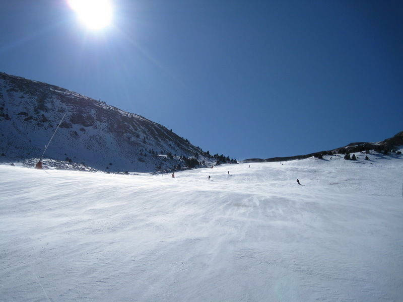 Андорра, февраль 2012