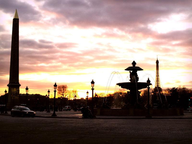 Париж, известный и не очень..