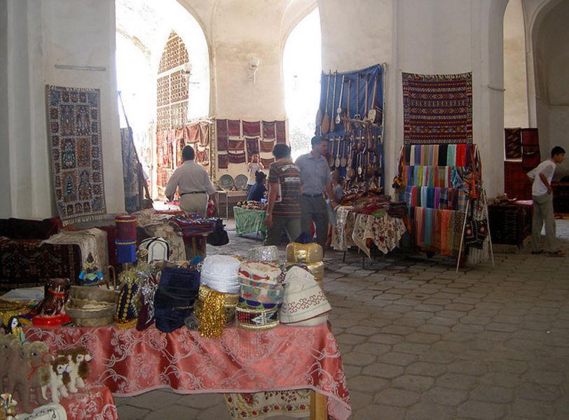 Очарование Востока в Бухаре