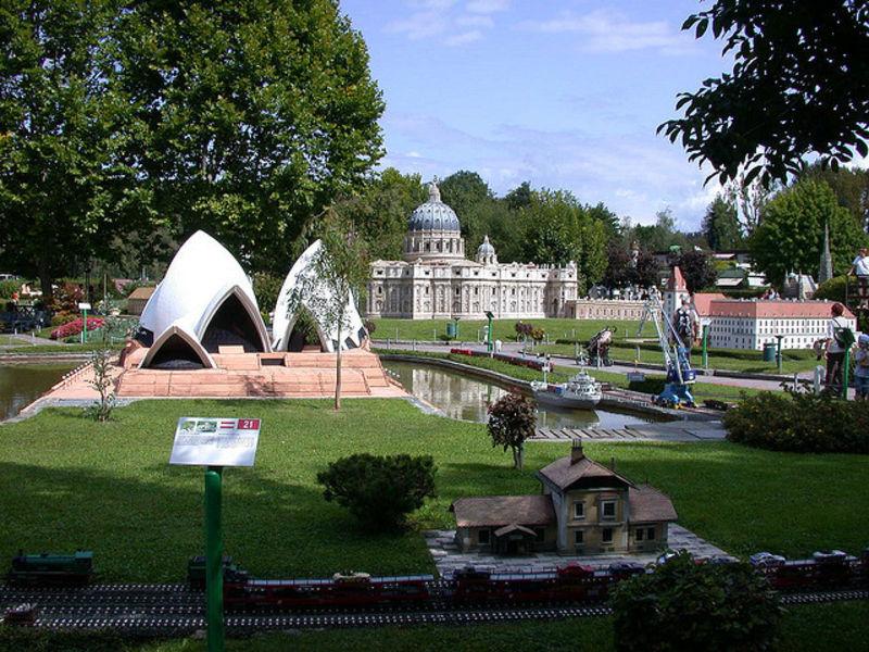Необычный Клагенфурт