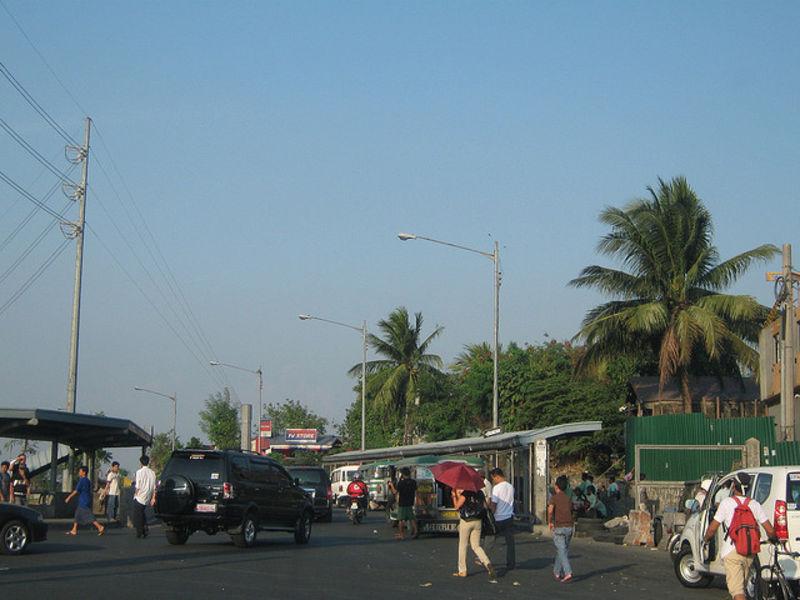 Крупный город Тагиг
