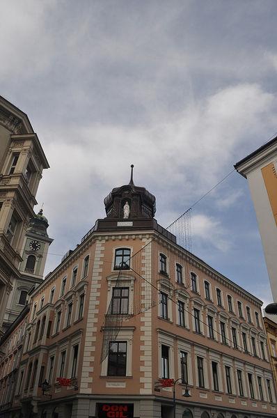 Удивительная поездка в Линц
